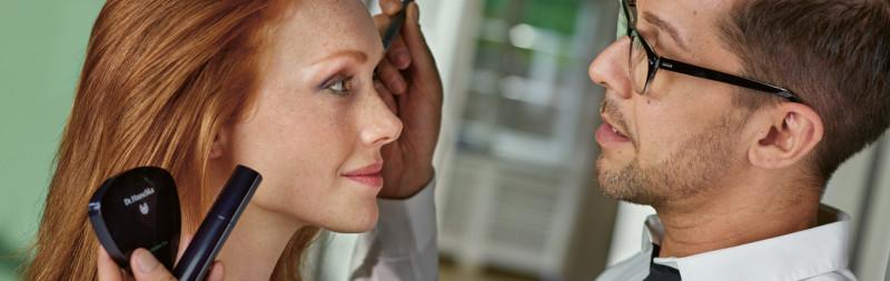 Conseils en maquillage Dr. Hauschka