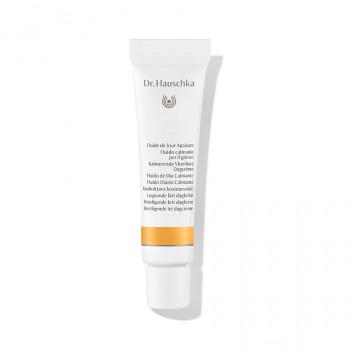 Dr. Hauschka Fluide de Jour Apaisant - renforce la peau sujette aux rougeurs et réactive