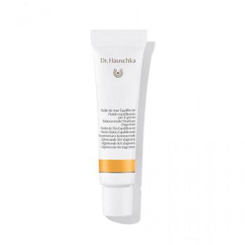 Dr. Hauschka Fluide de Jour Équilibrant - rééquilibre la peau mixte à tendance grasse, apaise les impuretés
