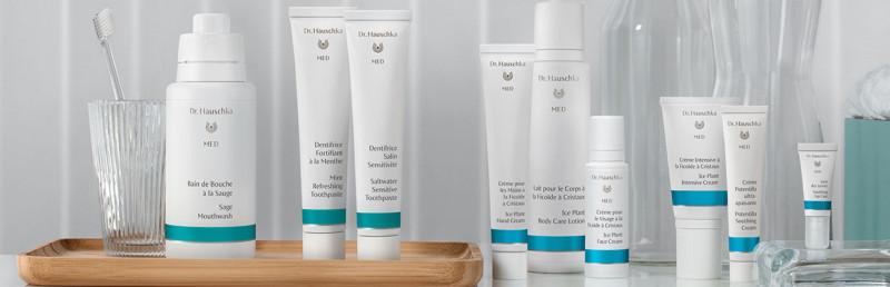 Dr. Hauschka Med: Soins Préventifs de la peau issu de la nature