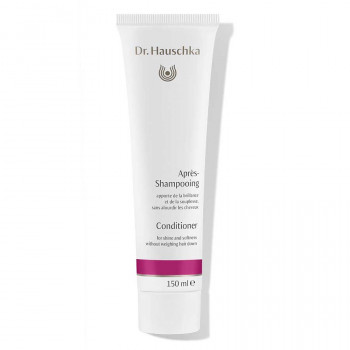 Dr. Hauschka Après-Shampooing - un shampooing sans silicone, certifiés cosmétiques 100% naturels
